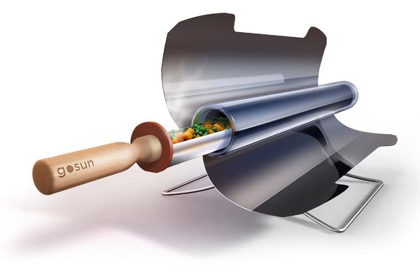 GoSun Sport – solární vařič