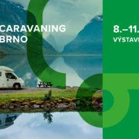 Zúčastníme se veletrhu Caravaning Brno, který proběhne od 8. 11. do 11. 11. na Brněnském výstavišti