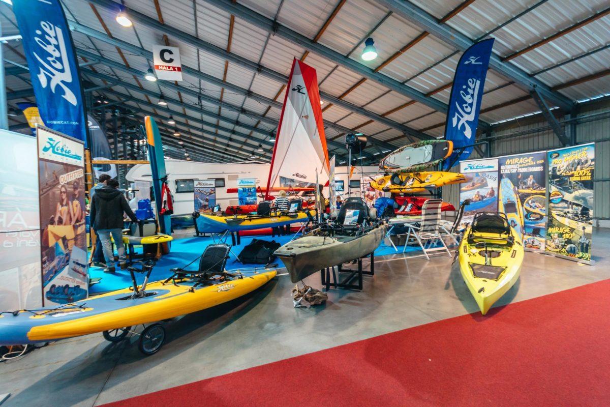 veletrh for boat adventure centrum kajaky