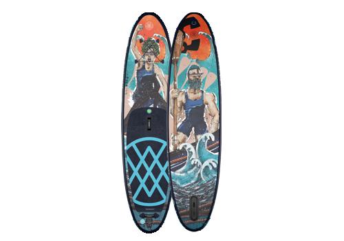 Paddleboard ANOMY DESEGIN 10.6 – All Around / nafukovací
